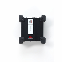 DBX DI1  Active direct box ensures audio signals reach their destination in both a balanced format and free from unwanted noise