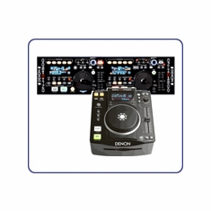 Denon DJ CD Players