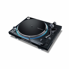 DENON DJ VL12 PROFESSIONAL DIRECT DRIVE TURNTABLE WITH TRUE QUARTZ LOCK