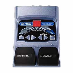 DIGITECH BP50 Bass Modeling Processor with AudioDNA DSP