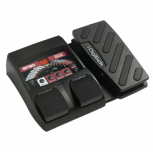 DIGITECH BP90 Bass Multi-Effect, Tuner and Built-In Expression Pedal