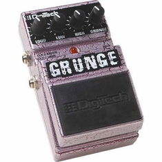 DIGITECH DGR GRUNGE Distortion with Loud Level Controls