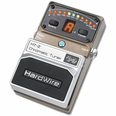 DIGITECH HARDWIRE HT-2 Chromatic Tuner Performance Pedal