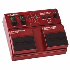 DIGITECH HARMONYMAN Intelligent Pitch Shifter