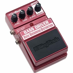 DIGITECH XBD BASS DRIVER Bass Overdrive / Distortion