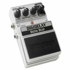 DIGITECH XDD DIGI DELAY Studio Quality 4 Second Digital Delay