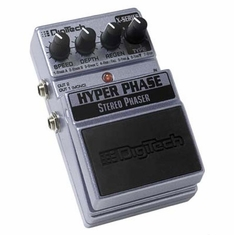 DIGITECH XHP HYPER PHASE 7 Mode Phaser with 7 Operational Modes