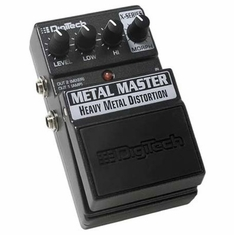 DIGITECH XMM METAL MASTER Metal Distortion Morphing