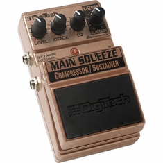 DIGITECH XMS MAIN SQUEEZE Compressor / Sustainer