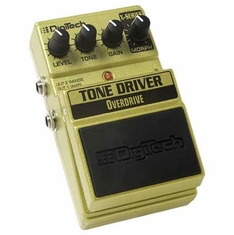 DIGITECH XTD TONE DRIVER Overdrive, Distortion Pedals