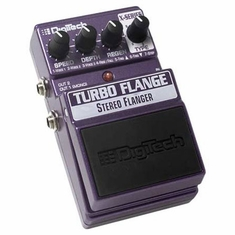 DIGITECH XTF TURBO FLANGE 7 Operational Mode Flanger