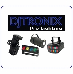 DJ TRONIX PRO LIGHTING