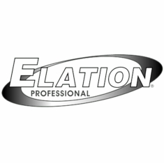 Elation Lighting SIXPAR200/GFH