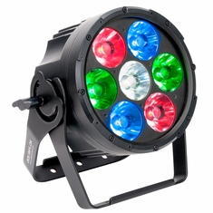 ELATION PRO ACL Par 200 IP 7x 15W RGBW Quad LED ACL Par