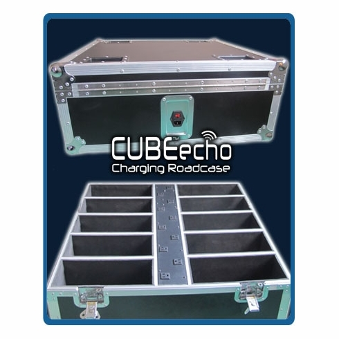 ETERNAL LIGHTING CUBEecho™ Road Case 10