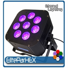 Eternal Lighting ElitePar�HEX (Black)