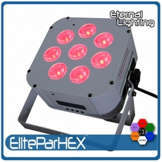 Eternal Lighting ElitePar�HEX (White)
