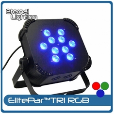 ETERNAL LIGHTING ElitePar�TRI 10 Watt RGB LEDs