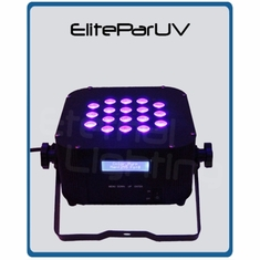 ETERNAL LIGHTING ElitePar�UV 18 3 Watt UV LEDs