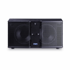 FBT CLA 208 SAW Active Bass reflex subwoofer - 2x8� - 600Wrms. (White RAL9016)