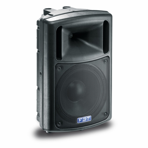 "FBT Evo2MaxX 4 A 2-way Bass reflex Active speaker - 12"" + 1"" - 400Wrms+100Wrms"