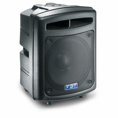 "FBT Evo2MaxX 9 SA Processed Compact Bass reflex Active Subwoofer - 15"" - 600Wrms"