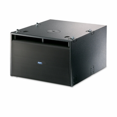 "FBT MITUS 118FSA Flyable compact 18"" subwoofer, can be hung forwards or rearwards - 1200Wrms"