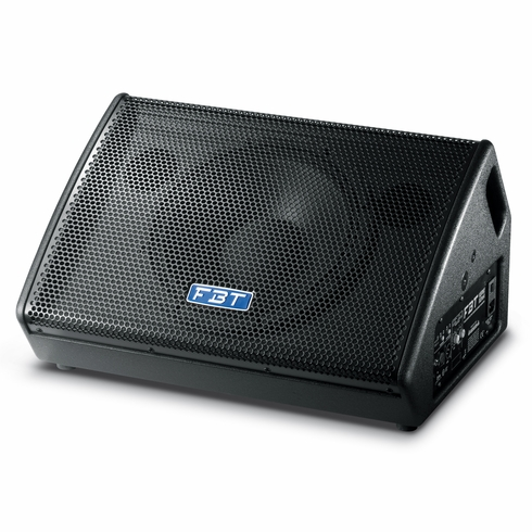 "FBT VERVE 112 MA 2-way Bass reflex Active Stage monitor - 12"" + 1"" - 400Wrms+100Wrms"