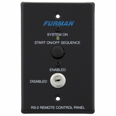 FURMAN RS-2 - SYSTEM CONTROL PANEL, MOM K SW