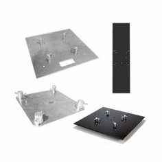 Global Truss - F24 Base Plates | Aluminum & Steel