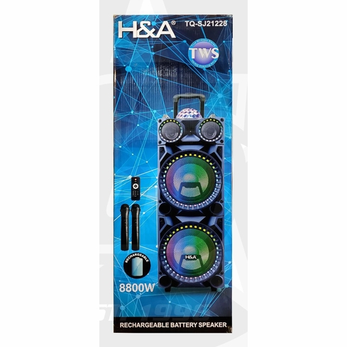H&A TQ-SJ21228 Wireless BT