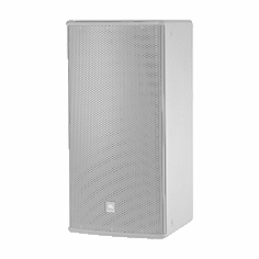 JBL AM7212/66-WH Two-way full range loudspeaker (white)