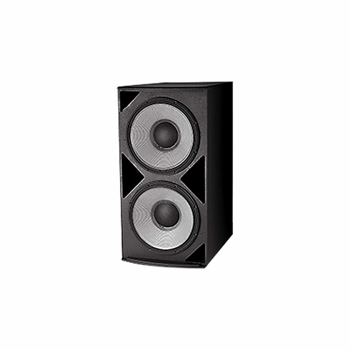 """JBL ASB6128-WH DUAL 18"""" SUBWOOFER (white)"""