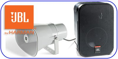 JBL CSS Commercial Speakers