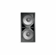 """JBL PD5125-WH Dual 15"""" low-frequency loudspeaker (white)"""