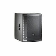 "JBL PRX718XLF 1500W 18"" extended low frequency powered subwoofer"