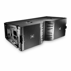 JBL VTX-V25-II VTX V Series V25-II Fullsize 3-Way Line Array Element (Fixed Angle / Tension Suspension)