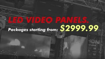 LED Video Packages