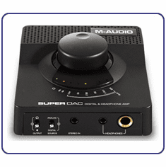 M-AUDIO DAC PRODUCTS
