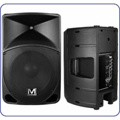 MA ACTIVE SERIES SPEAKER SYSTEMS