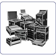 MARATHON DJ Flight Cases, Audio Component Racks, Tour Ready Cases