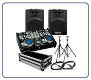 MARATHON DJ Packages & Systems