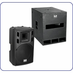 MARATHON DJ Speakers & Monitors