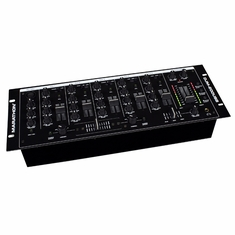 "MARATHON DJM-200USB PROFESSIONAL 5-CHANNEL 19"" MIXER WITH USB INPUTS"