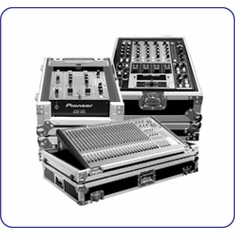 MARATHON FLIGHT DJ MIXER & CONSOLE CASES - FREE SHIPPING