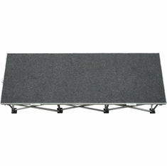 "MARATHON MA-4816MS Single 48"" x 16"" (4 ft. x 16 inches) Carpet Covered Step Platform"
