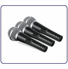 MARATHON Microphones / Wireless Microphones