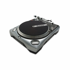 NUMARK TT200 High Torque Direct Drive Turntable w/ Straight Tonearm