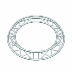 ProDJ 13.12ft (4.0M) TRIANGULAR CIRCLE 4 x 90 DEGREE ARCS