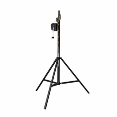ProDJ 13ft MEDIUM DUTY CRANK STAND  - MAX LOAD 220Lbs.